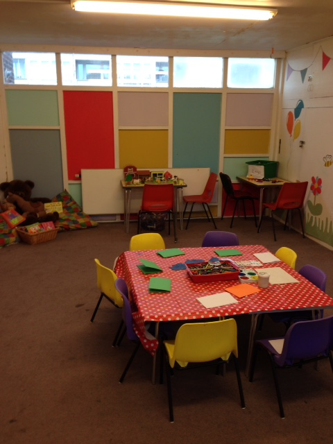 Neutral Ground Playroom